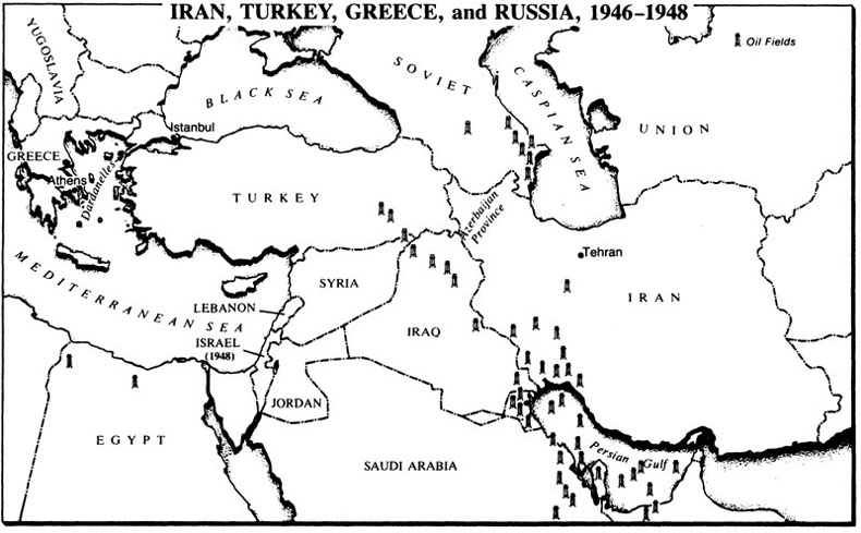 Poli 142j reading schedule the middle east after world war ii 1946 map gumiabroncs Images